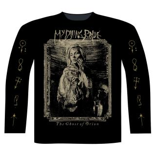 My Dying Bride - The Ghost Orion Woodcut Longsleeve