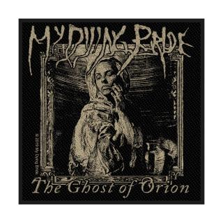 My Dying Bride - The Ghost Of Orion Woodcut Patch Aufnäher