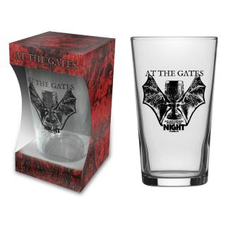 At The Gates - To Drink From The Night Itself Pintglas 568ml
