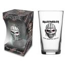 Iron Maiden - Book Of Souls Pint Glas 568ml