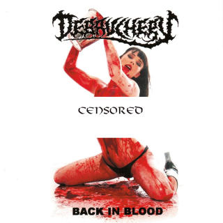 Debauchery - Back In Blood CD