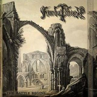 Fimbulthier - The Battle Begins CD -