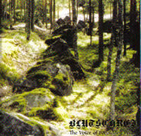 Blutschrei - Voice Of Forbidden... CD -