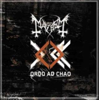Mayhem - Ordo Ad Chao CD -