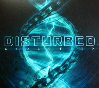 Disturbed - Evolution Deluxe Hardcover CD Digibook A5