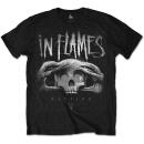In Flames - Battles 2 Tone T-Shirt