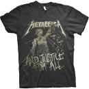 Metallica -...And Justice For All Vintage T-Shirt