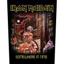Iron Maiden - Somewhere In Time Rückenaufnäher