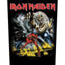 Iron Maiden - Number Of The Beast Rückenaufnäher