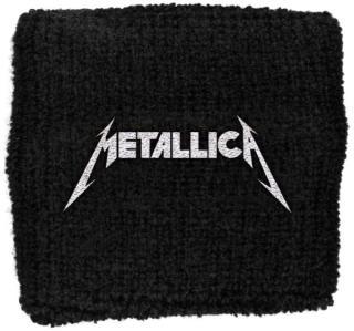 Metallica - Logo Schweissband