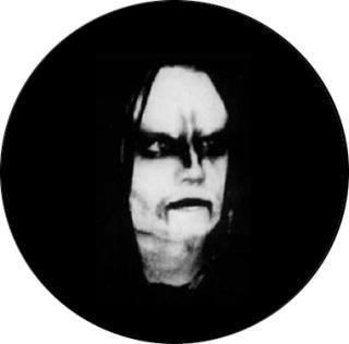 Mayhem - Euronymous Button -