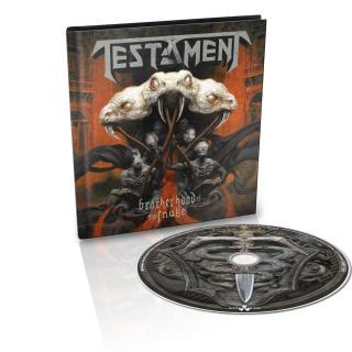 Testament - Brotherhood Of The Snake Digibook