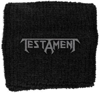 Testament - Logo Schweissband