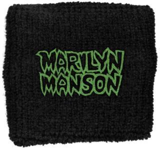 Marilyn Manson - Logo Schweissband