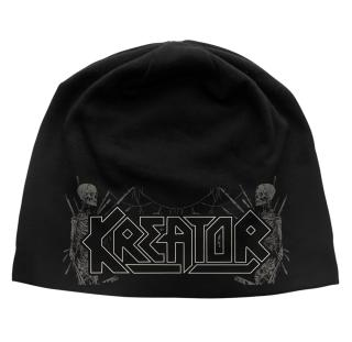 Kreator - Skull And Skeletons Jersey Beanie