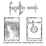 Forgotten Woods - Forgotten Woods/Through The Woods CD -