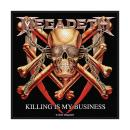 Megadeth - Killing Is My Business Patch Aufnäher
