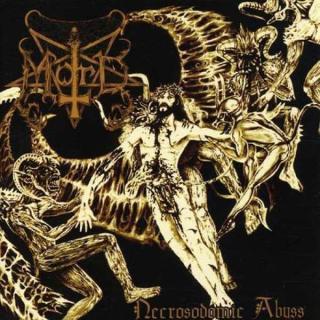 Mord - Necrosodomic Abyss 2-Vinyl