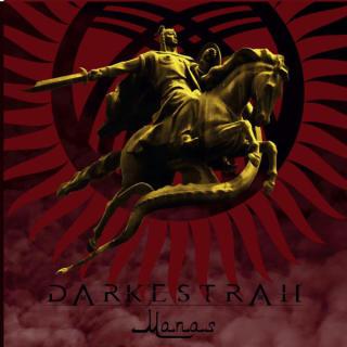 Darkestrah - Manas CD