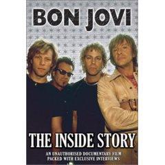 Bon Jovi - The Inside Story DVD -