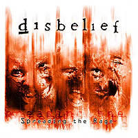 Disbelief - Spreading Death CD -
