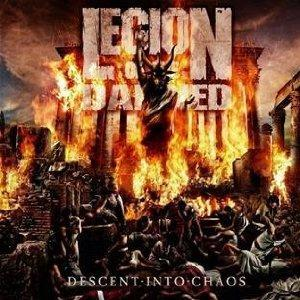 Legion Of The Damned - Descent Into Chaos CD
