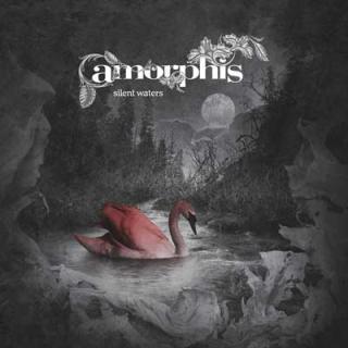 Amorphis - Silent Water Aufkleber -