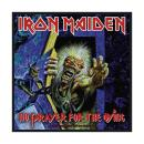 Iron Maiden - No Prayer For The Dying Patch Aufnäher