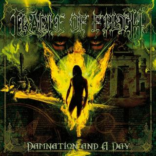 Cradle Of Filth - Damnation And A Day CD -