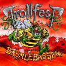 Trollfest - Brumlebassen CD