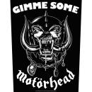 Motörhead - Gimme Some.....Backpatch...