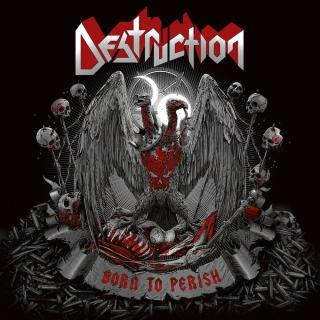 Destruction - Born To Perish CD