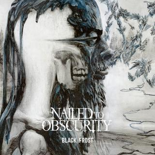 Nailed To Obscurity - Black Frost CD