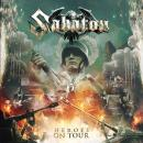 Sabaton - Heroes On Tour CD