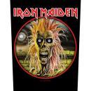 Iron Maiden - Iron Maiden Backpatch Rückenaufnäher