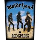 Motörhead - Ace Of Spades Band Backpatch...