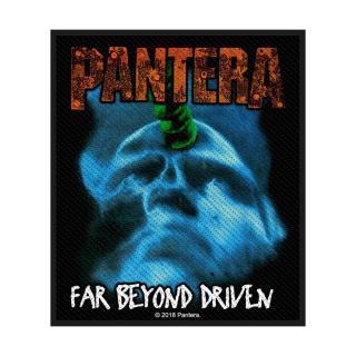 Pantera - Far Beyond Driven Patch Aufnäher