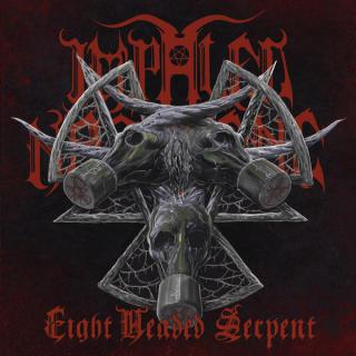 Impaled Nazarene - Eight Headed Serpent CD