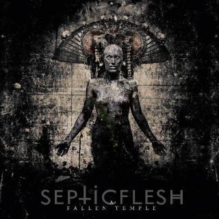 Septicflesh - Fallen Temple CD