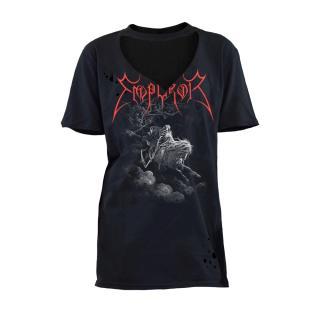 Emperor - Rider V-Cut Damen Shirt Vintage