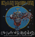 Iron Maiden - Can I Play With Madness Patch Aufnäher