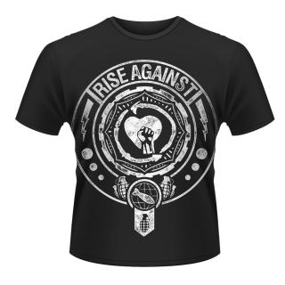 Rise Against - Bombs Away T-Shirt