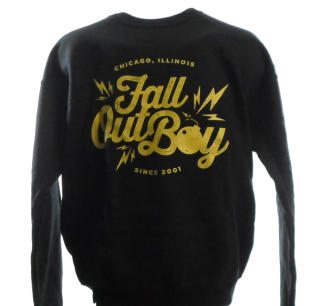 Fall Out Boy - Bomb Sweatshirt