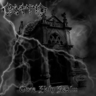 Cryptic - Once Holy Realm CD -
