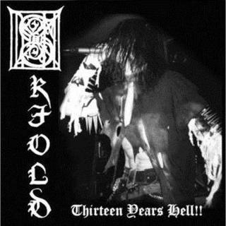 Skjold - Thirteen Years Of Hell Digi -