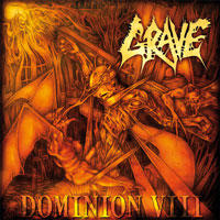 Grave - Dominiom VIII CD -