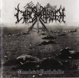 Carcharoth - Desolated Battlefields CD -