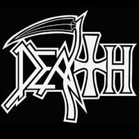 Death - Logo Patch Aufnäher -