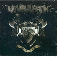 Unearth - III - In The Eyes Of Fire CD -