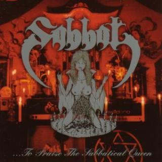 Sabbat - To Praise The Sabbatical Queen CD -